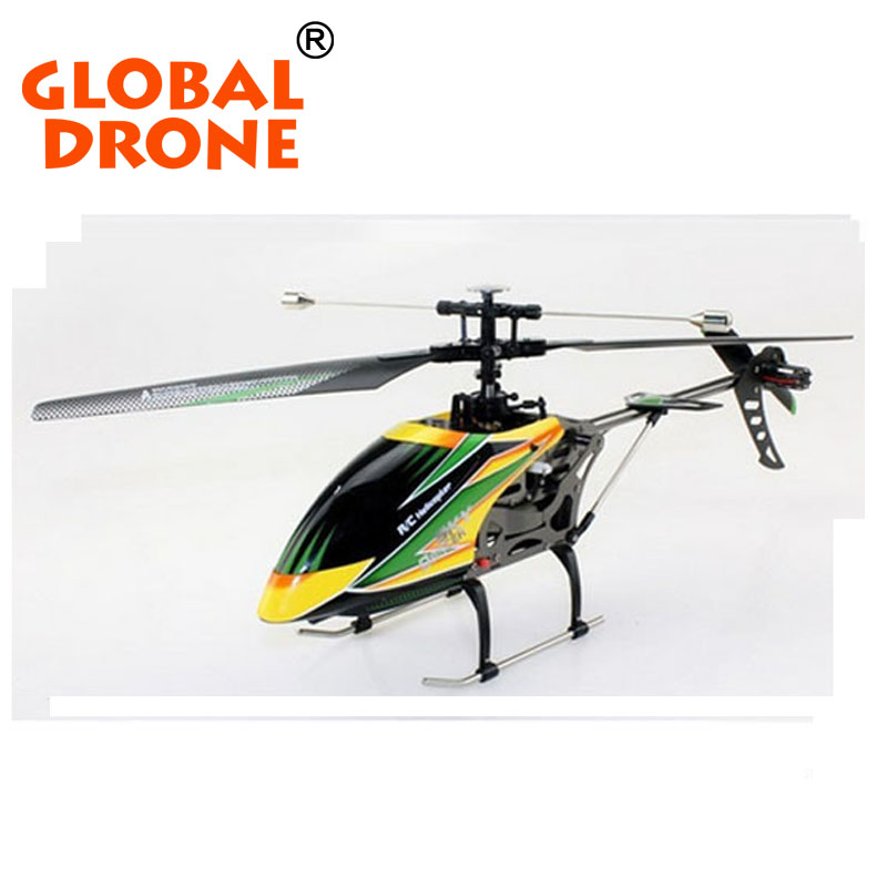 High Quality V912 Large 52cm 2.4Ghz 4Ch Single Blade Remote Control RC Helicopter Gyro RTF WLtoys Free Shipping(China (Mainland))