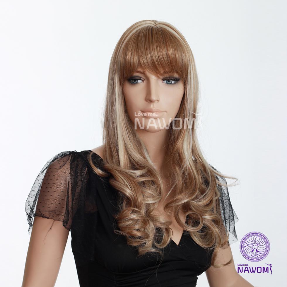 Парик из искусственных волос 100% Kanekalon , Nawomi 3295B