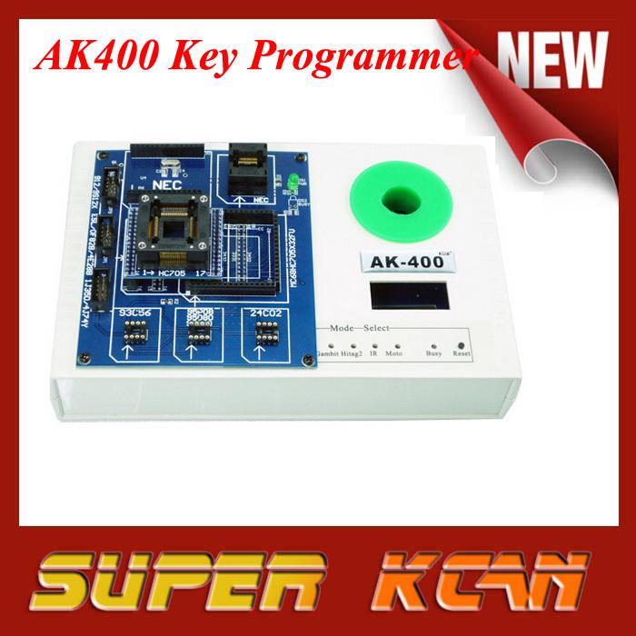 Factory price Auto Key Programmer Auto Key Pro AK400 Key Programmer DHL free shipping(China (Mainland))