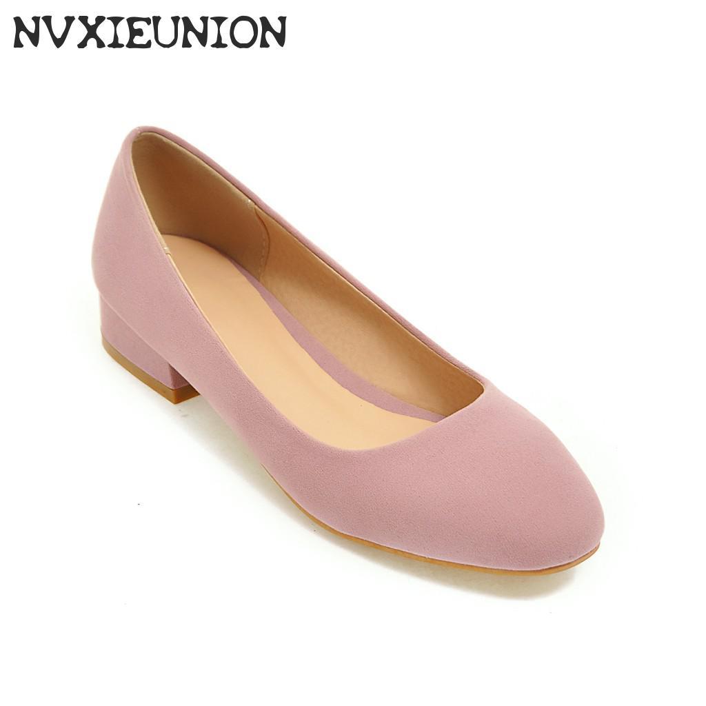 Ladies Dress Shoes Low Heels Promotion-Shop for ...