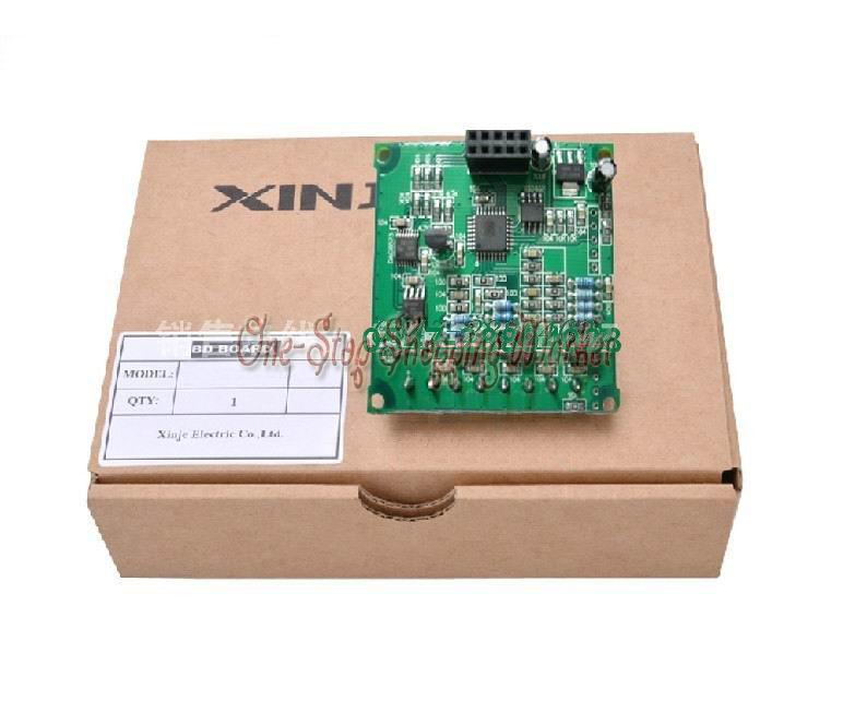 Фотография New Original Programmable Controller Module input 4 channels 0-10V/0~5V AI 14 Bit XP-4AD-BD