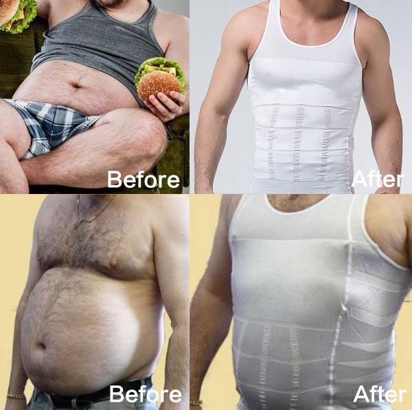 Мужская корректирующая одежда Follow