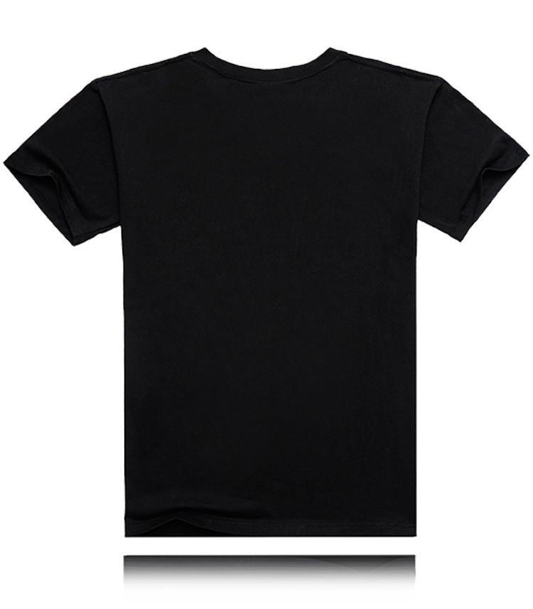 Мужская футболка 2015 blusas 3d 4566