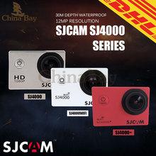 Original SJCAM SJ4000 Series SJ4000 & SJ 4000 WIFI Action Camera 30 m Waterproof  1080P Sport DV Sj cam sj4000 plus 2k Hd Camera
