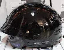 2014 fashion half helmet motorcycle helmet Motorcycle helmet Haley half IS Cruiser series personality