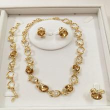 Buy KINGDOM MA Imitation Pearls Costume Dubai Fashion Necklaces Maxi luxury Wedding Bridal Jewelry Set Women for $600.59 in AliExpress store