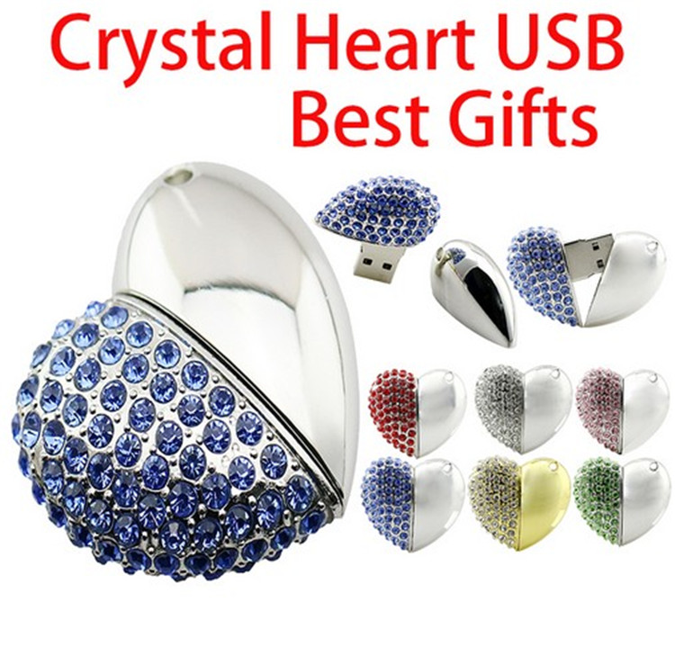 High Speed USB 3.0 Lover's gift Hot beautiful heart Usb Stick 64gb 8GB 16GB 32GB Special Pen Drive U disk 64GB usb flash drive(China (Mainland))