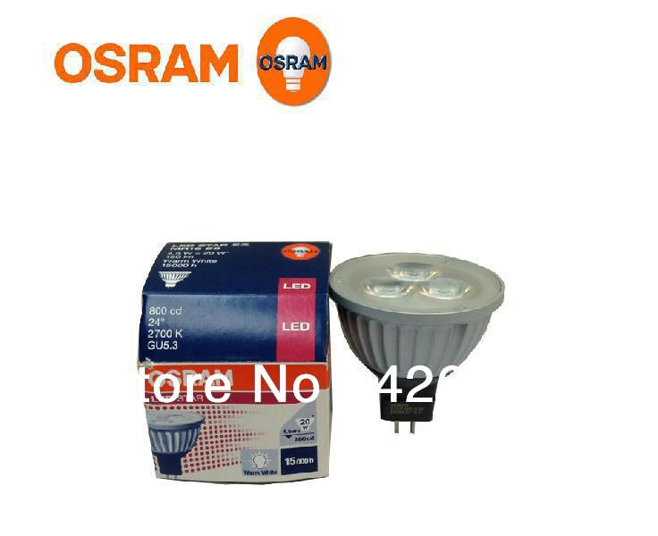 osram led value mr16 20 2700k 3000k 24d 12v 2 8w lamp gu5. Black Bedroom Furniture Sets. Home Design Ideas
