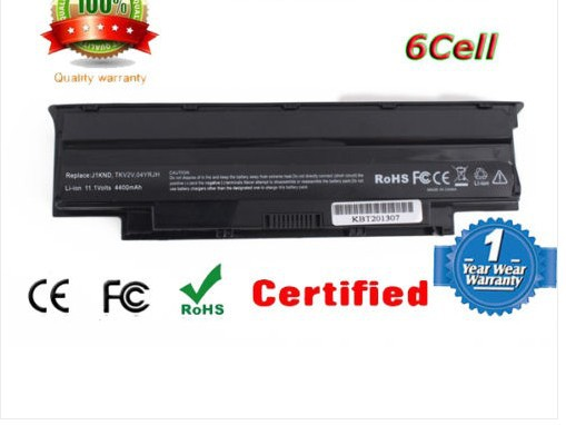 For DELL Inspiron N3010 N5010 N7010 M501R M5030 long life Battery J1KND 48Wh 6Cell<br><br>Aliexpress