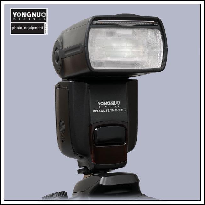 !Yongnuo YN-565EX II/C TTL studio camera Flash Speedlite CAN 5DII 7D 60D 600D 650D 1000D - Shenzhen Blueskyocean Technology Co., Ltd. store