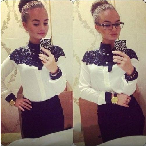 Женские блузки и Рубашки No блузки и рубашки