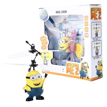 Movie Character RC Minions Aircraft Induction Helicopter Kid Child Toys