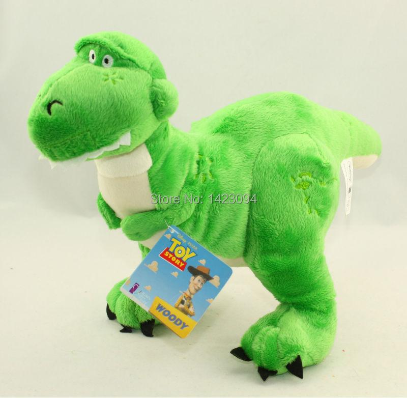 AliExpress.com Product - 45CM new retro Toy Story Rex Dinosaur stuffed Plush Dolls Soft Toys