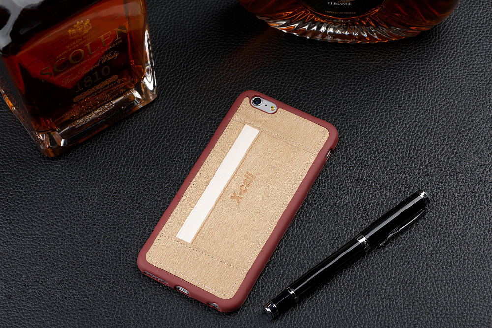 CaseforSamsungJ5 card mobile phone leather wood shell silicone mobile phone protective sleeve mobile phone protection shell(China (Mainland))