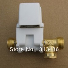 Brass 1/2'  Electric Solenoid Valve for solar water heater solar controller 12V 24V 220V(China (Mainland))