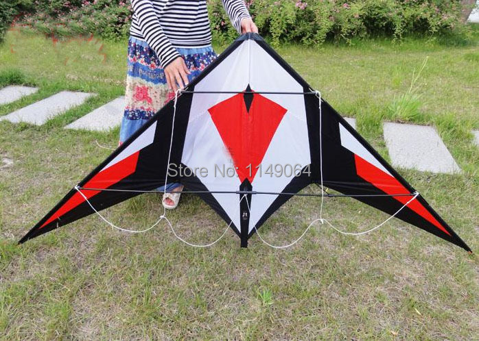 free shipping high quality 2.1m sword dual line stunt kites with handle line flying kite string reel large kites toys weifang(China (Mainland))