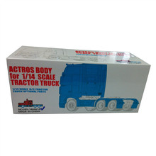 [HERCULES HOBBY] TAMIYA 1 14 Scale Tractor Truck Actros 1851 Complete Body 3 axle(China (Mainland))