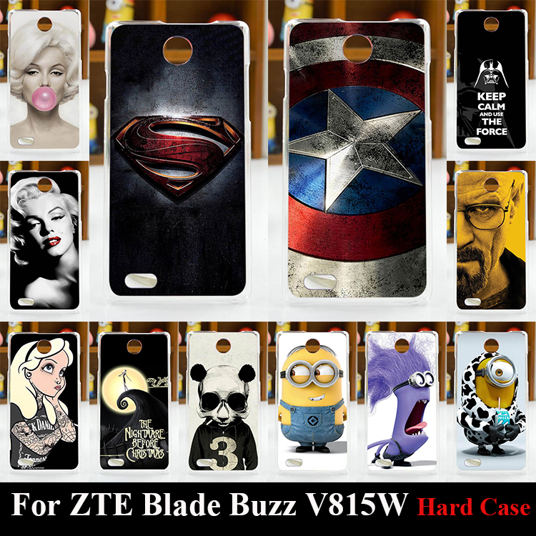 Zte blade buzz back cover