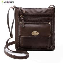 Promotion! Women Leather Handbags Shoulder Messenger Bags Fashion Crossbody Bag for Women Satchel HandBag Bolsas sac a main(China (Mainland))