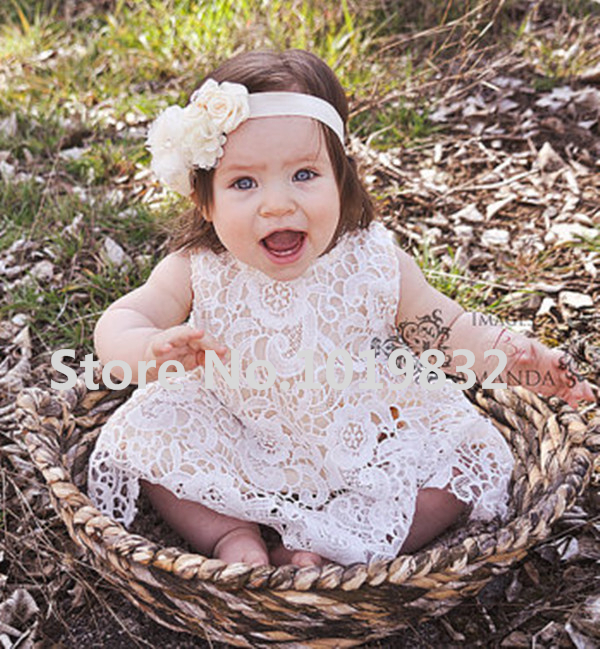Ivory Lace Swing Top Set Baby Girl Outfit Infant Clothing Set Baby Summer Style Clothes Diaper Cover Set(China (Mainland))
