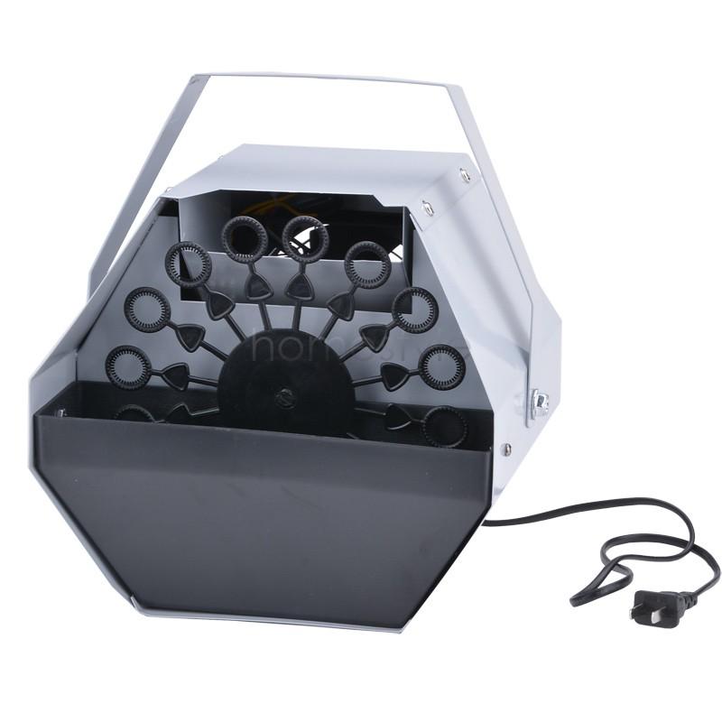 NEW Automatic 16 Wand Bubble Maker Machine Auto Blower For Wedding DJ Party Kids Fun US Plug 24(China (Mainland))
