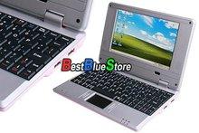 "7"" mini notebook laptop+drop shipping(China (Mainland))"