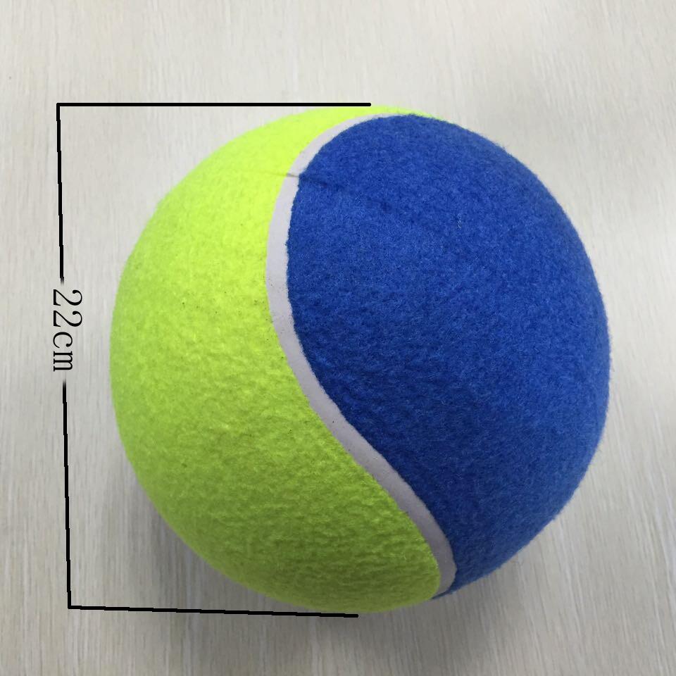 grote tennisbal