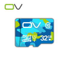 OV Colorful Memory Micro SD Card 32GB Class 10 UHS-1 TF Carte Microsd Flash Card SDCard for Mobile Phone Smartphone Tablet MP3(China (Mainland))