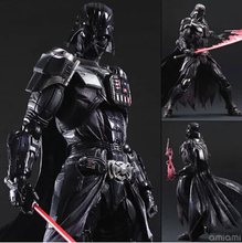 Star Wars Action Figure Toys Revoltech Darth Vader Collection Model Brinquedos PLAY ARTS Star Wars Darth Vader PVC Action Figure