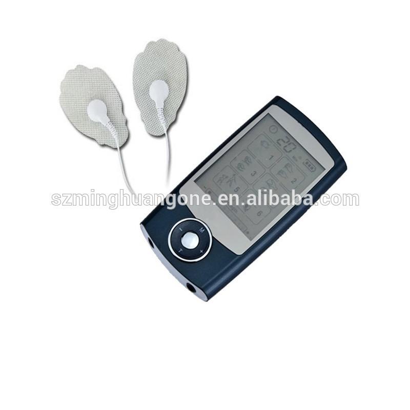 electric portable acupuncture massage machine physiotherapy tens nevse stimulator(China (Mainland))