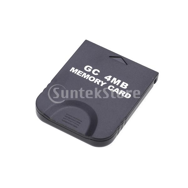 SPMART 4 MB Memory Card for Nintendo Wii GameCube GC(China (Mainland))