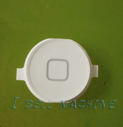 100% guarantee original for iPhone 4 4G Gen Home Button Key Keypad White