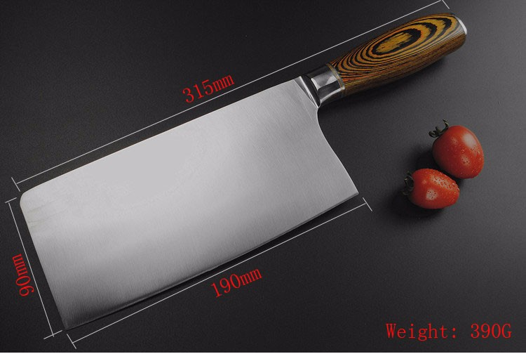 Buy Quality stainless steel Japanese style chef / cooking / present / slicing / chef knife multifunctional small kitchen knives cheap