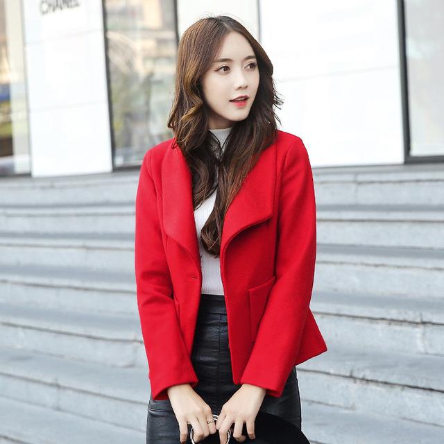 2016 горячая sellingNew Мода Женщины Шерстяные Пальто Высокого класса Элегантный Длинный Тонкий Женщин Зимняя Куртка
