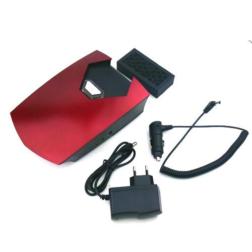 Гаджет   Car/Home Air Purifier NanoPure- Filters up to 0.003 micron 5 Level Purification None Бытовая техника