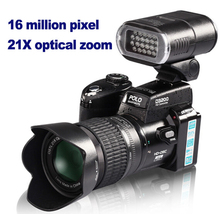 D3200 digital camera 16 million pixel camera digital Professional SLR camera 21X optical zoom HD camera plus LED headlamps(China (Mainland))