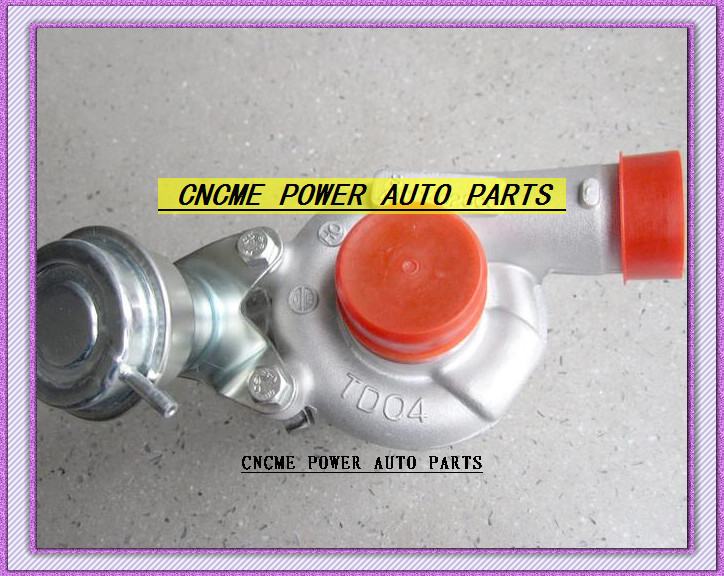 TWIN TURBO TD04 49177-02300 49177-02400 Turbocharger For MITSUBISHI GTO 3000GT Eclipse Galant 3.0L 1991-2003 6G72 166KW