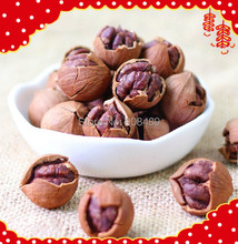 Free Shipping Wild hickory nut 456g (228g * 2bags)  Cream flavor  Snacks China food New Arrivals