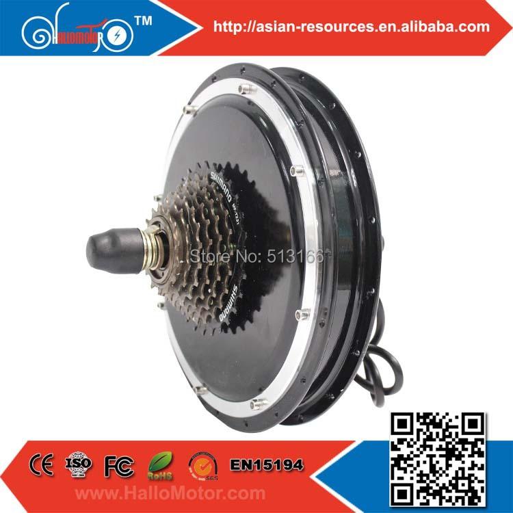 E bike hub motor for Most powerful brushless motor