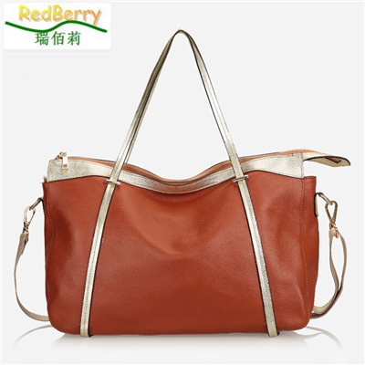 New Brand Casual Women Bags Genuine Leather Messenger Bags Vintage Fashion Shoulder Bag Solid Hot Sale Striped Crossbody Bag<br><br>Aliexpress