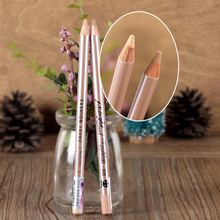 1PC Brighten Concealer Pencil Cover Dark Circle Acne Spotted Easy Color Concealer Cream Face Makeup Tool Foundation Long Lasting(China (Mainland))