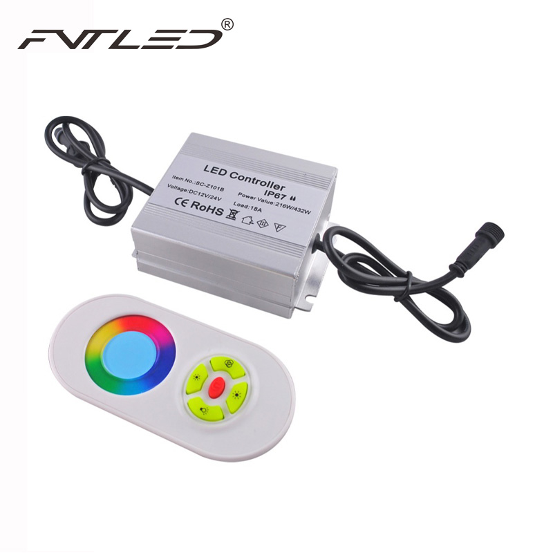 Led Landscape Lighting Controller: Aliexpress.com : Buy 216W IP67 Waterproof LED Controller
