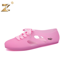 2016 New Fahion Summer Lace-up Women's Red Sandals Slippers Outdoor Beach Women Shoes Brand Cool Light Women Flats Flip flops(China (Mainland))