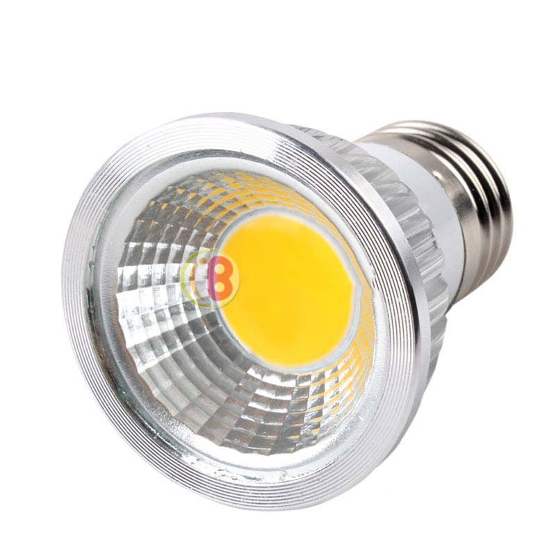 Hitwise cheaper Ultra Bright E27 LED COB Dimmable Spot Down Light Lamp Bulb Warm Pure White 6W Most popular(China (Mainland))