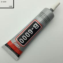 1pc / Glue 50ml Versatile B6000 Rhinestone Glue Plastic Glass Repair Frame Touchscreen Diy Jewelry Crafts Jewelry(China (Mainland))