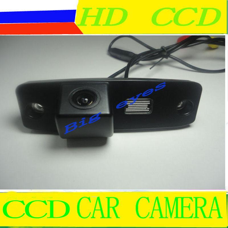 CCD Sensor Car Reverse Rear View Backup Parking CAMERA for KIA Carens/Borrego/Oprius/Sorento/Sportage R / KIA CEED(China (Mainland))