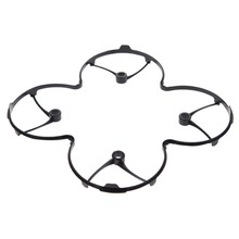 Free Shipping 3pcs/lot Upgraded Hubsan x4 H107C H107D Blades Propellers Guard Hubsan Spare Parts Protection Cover
