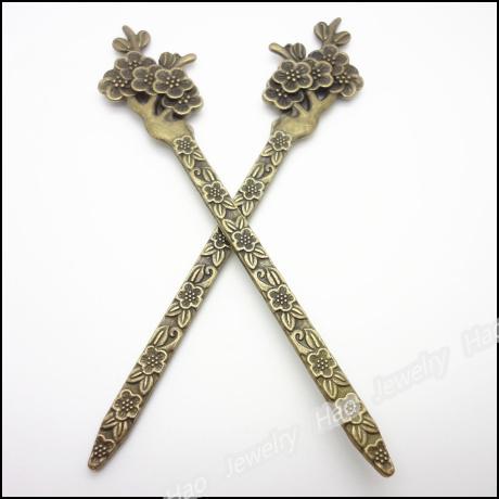 7pcs Vintage Charms Bookmark Pendant Antique bronze Fit Bracelets Necklace DIY Metal Jewelry Making(China (Mainland))