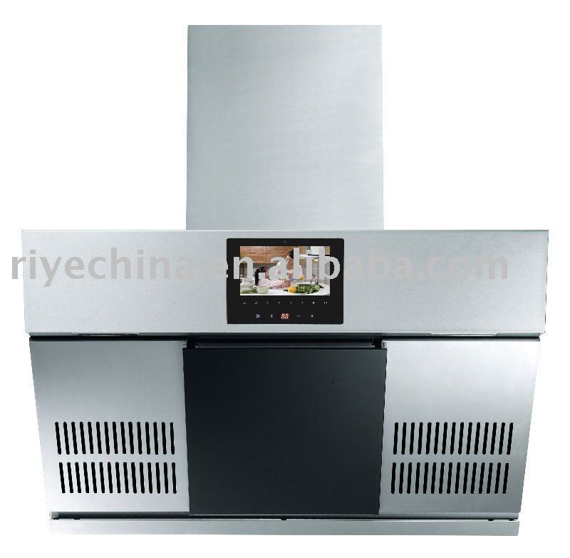 Decorative Range Hoods For Gas Stoves ~ Beautiful range hood for gas stove