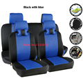 Front Rear Universal car seat covers For KIA K2K3K4K5 Kia Cerato Sportage Optima Maxima carnival